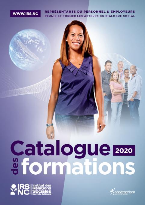 Catalogue IRS 2020