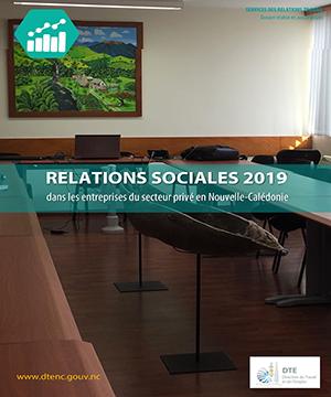 Relations sociales 2019 dans les entreprises du secteur privé en Nouvelle-Calédonie